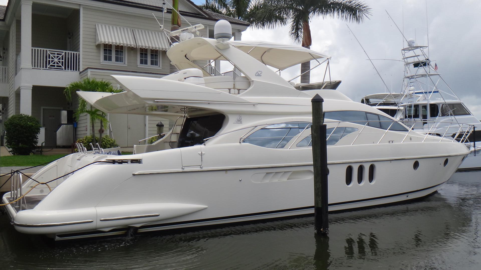 Azimut ybridge Evolution, Vero Beach
