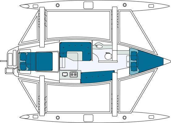 Corsair 36, Emeryville