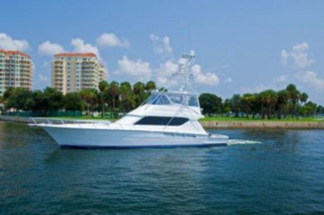 Hatteras 65 Convertible, Fort Lauderdale