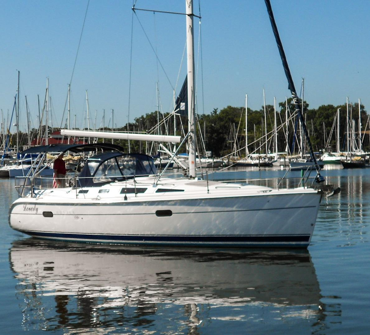 Hunter 356, Annapolis