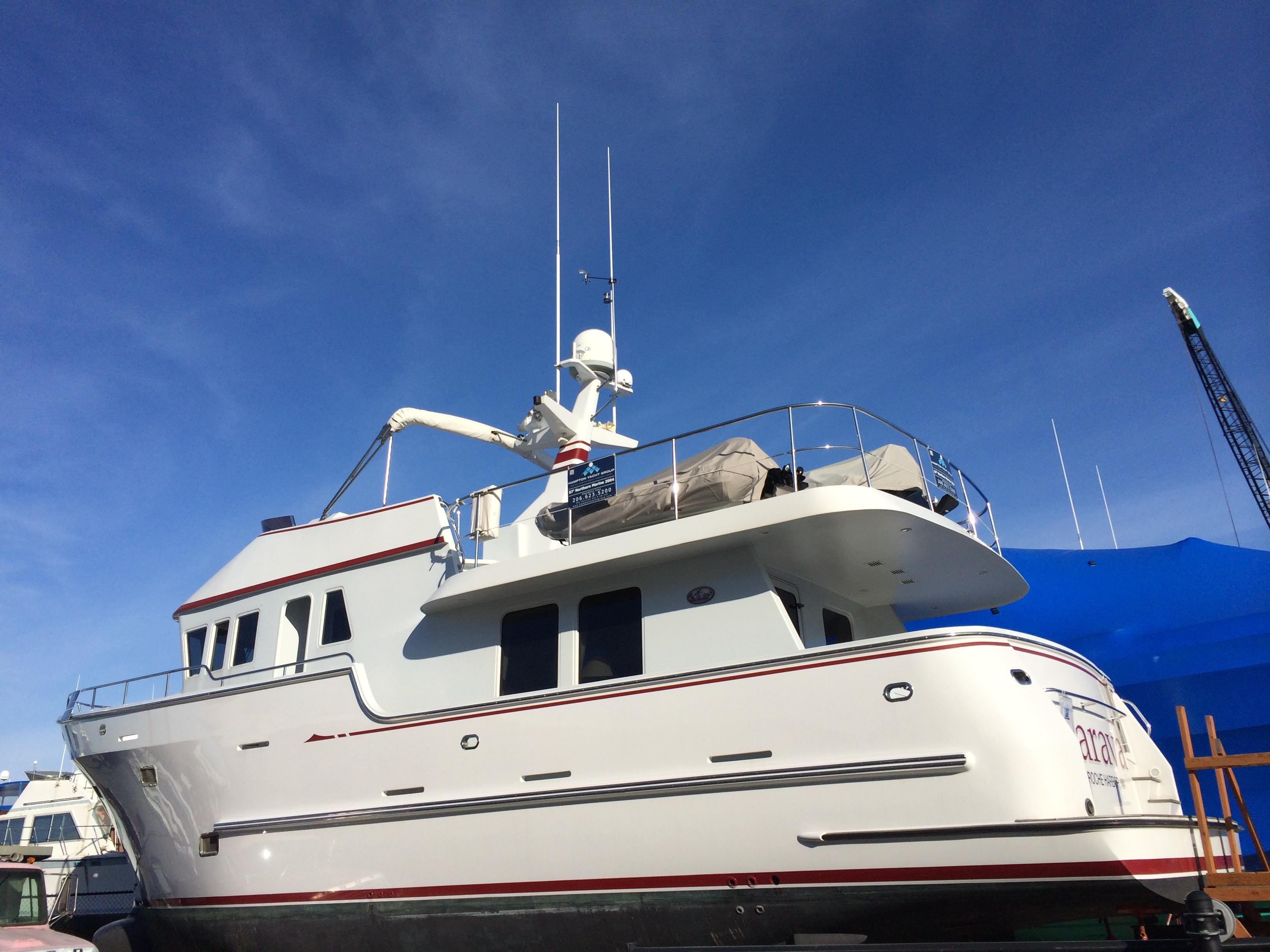 Northern Marine 57' Raised Pilothouse LRC, Anacortes