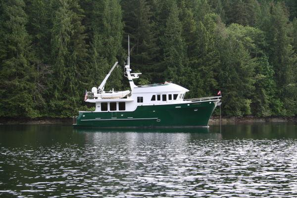 Northern Marine Raised Pilothouse LRC, Anacortes