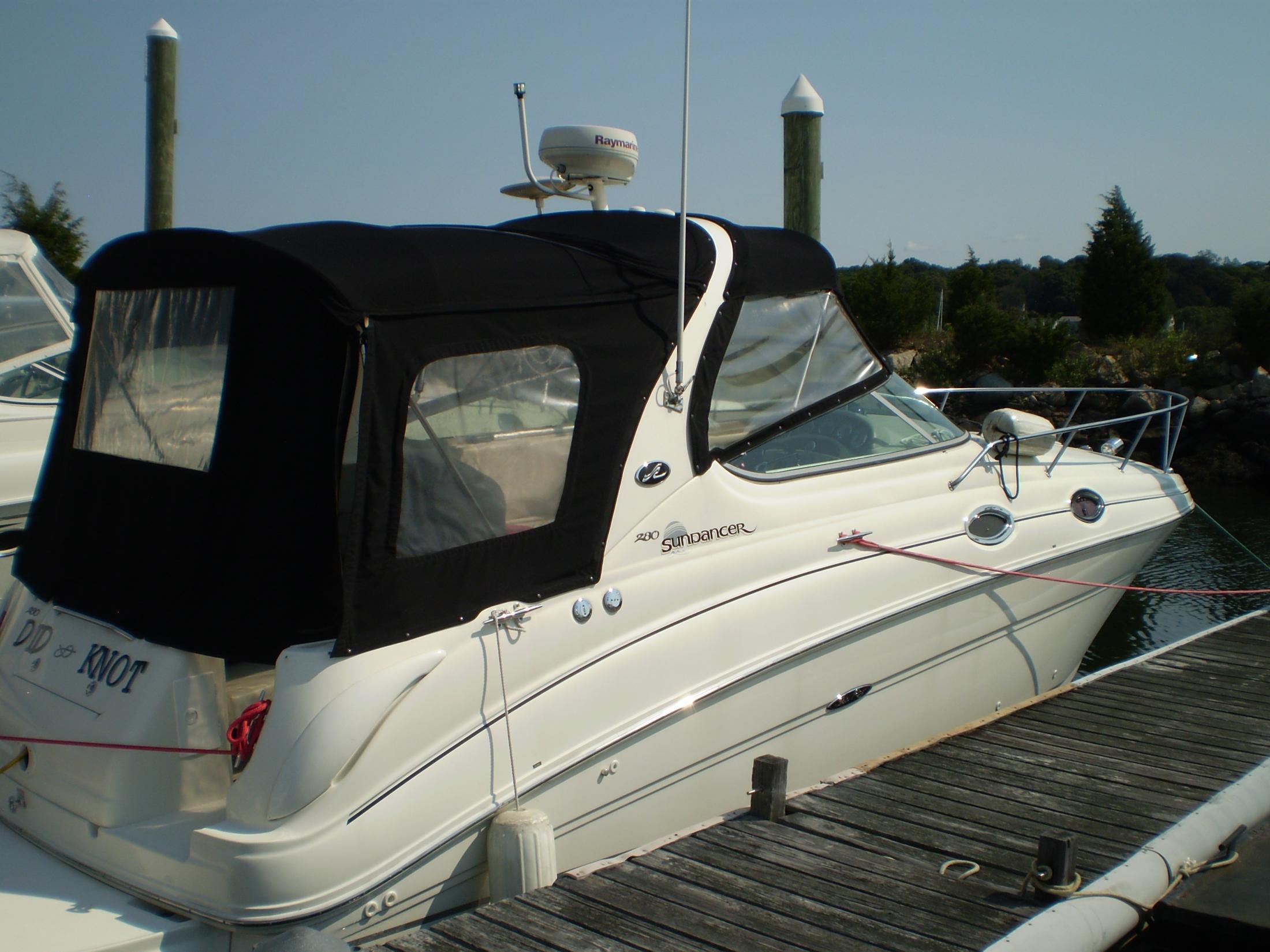 Sea Ray 280 Sun Dancer, Portsmouth