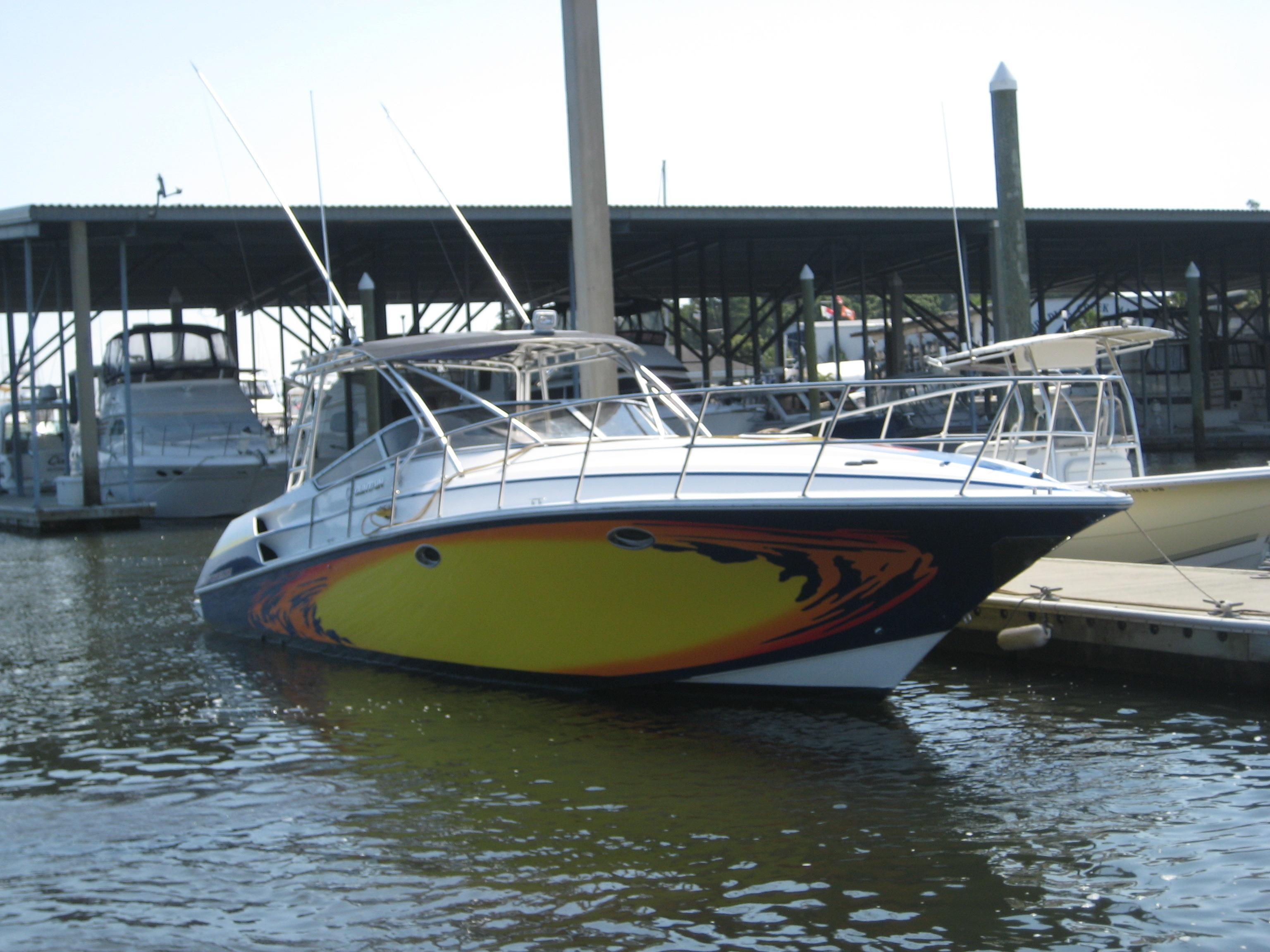 38 Fountain Sport Fish Cruiser, Wilmington North Carolina