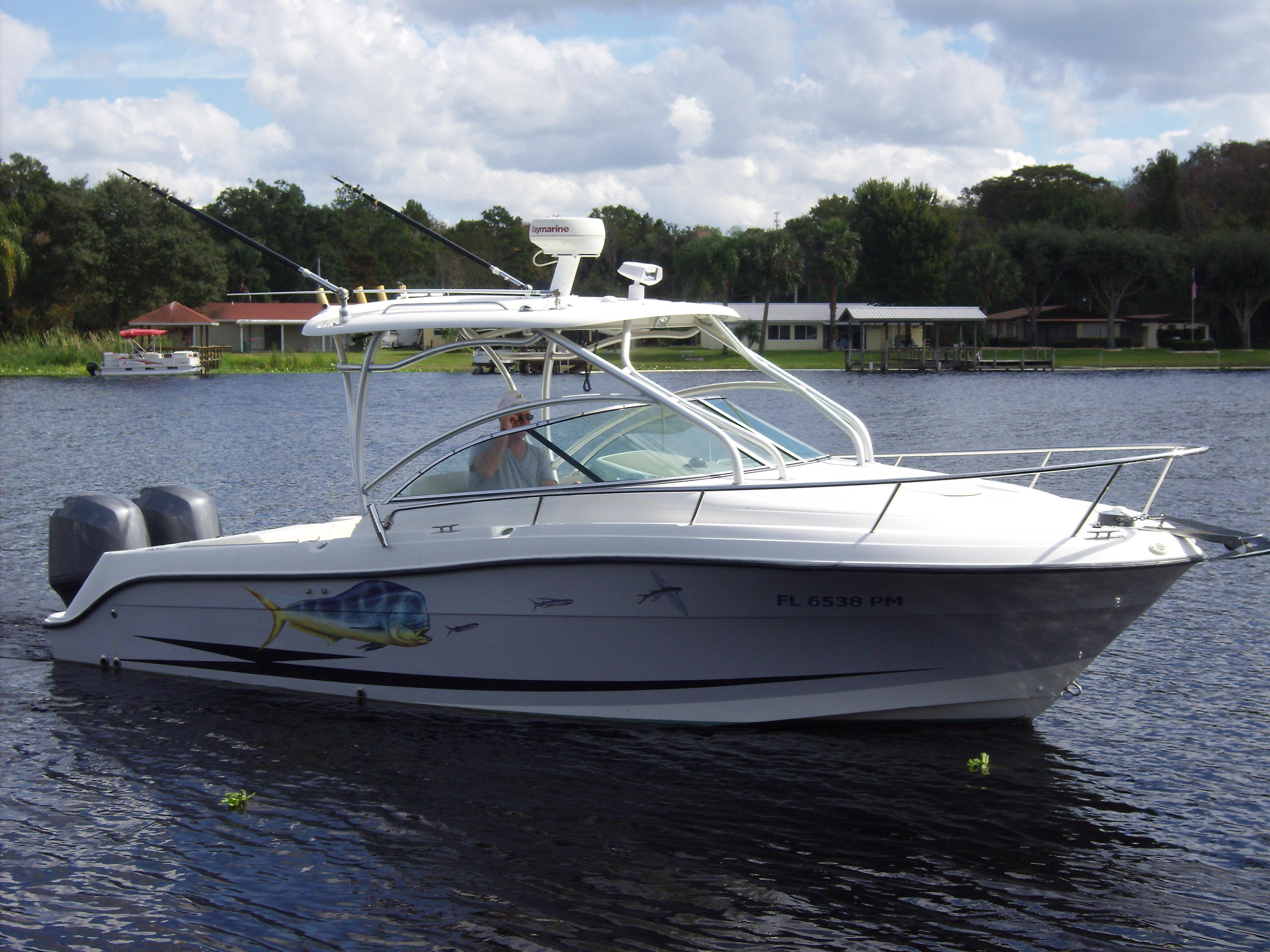 Hydra Sports 2500 VX, Barberville