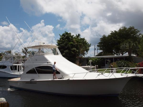 Ocean Yachts Super Sport, Pompano