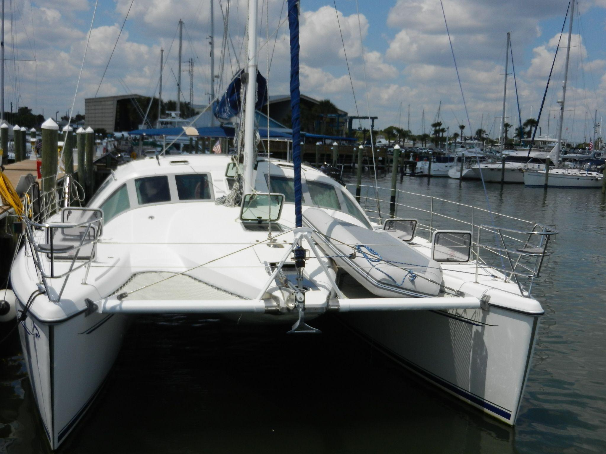 Privilege 395 Diesel engines, Fort Pierce