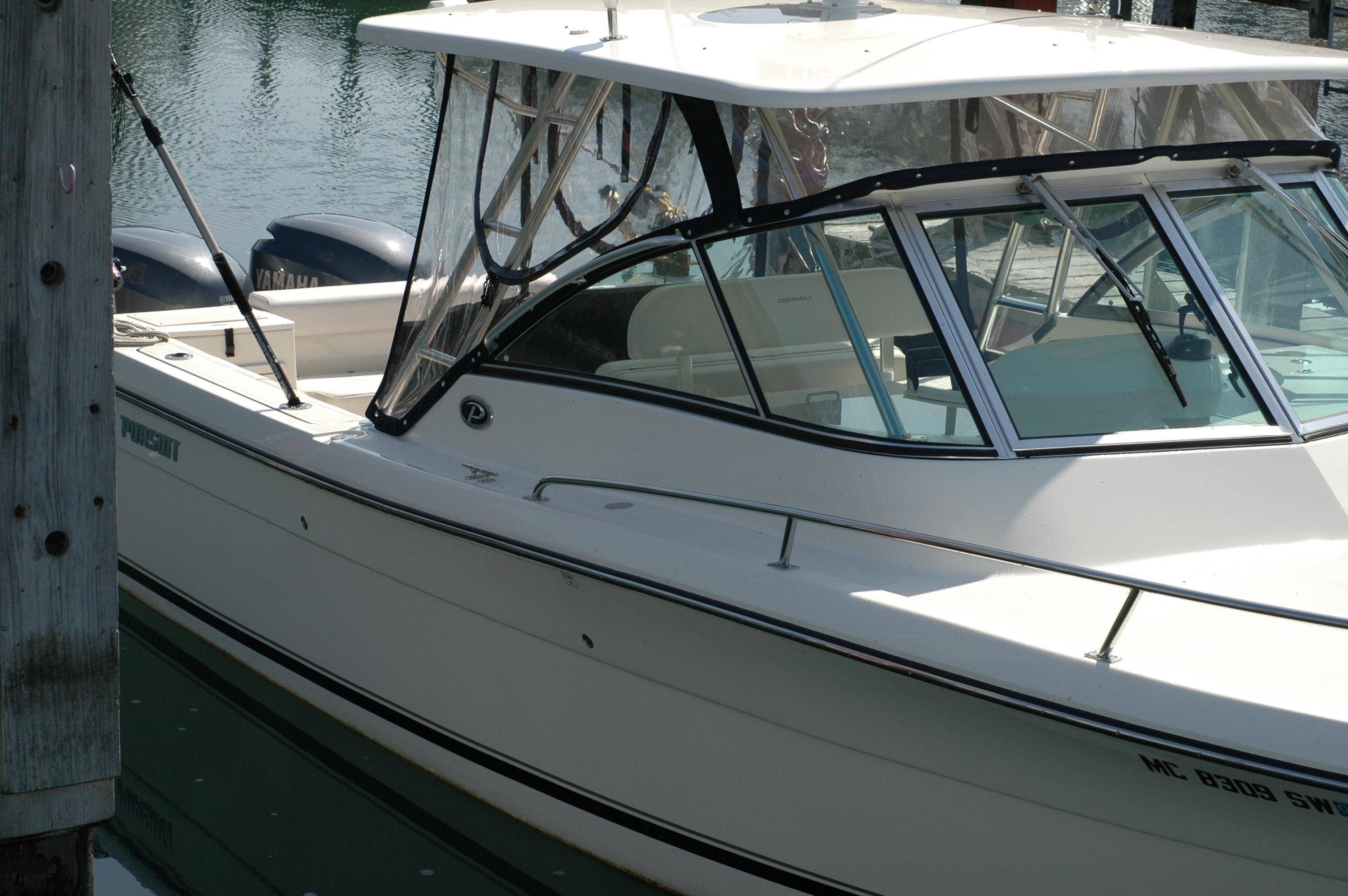 Pursuit 2670 denali ls brick7 boats for 2670 5