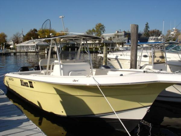 Sea Fox 287 CENTER CONSOLE 287, OAKDALE
