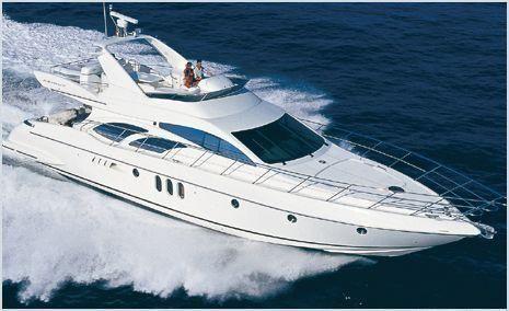 Azimut 62 Flybridge Motor Yacht
