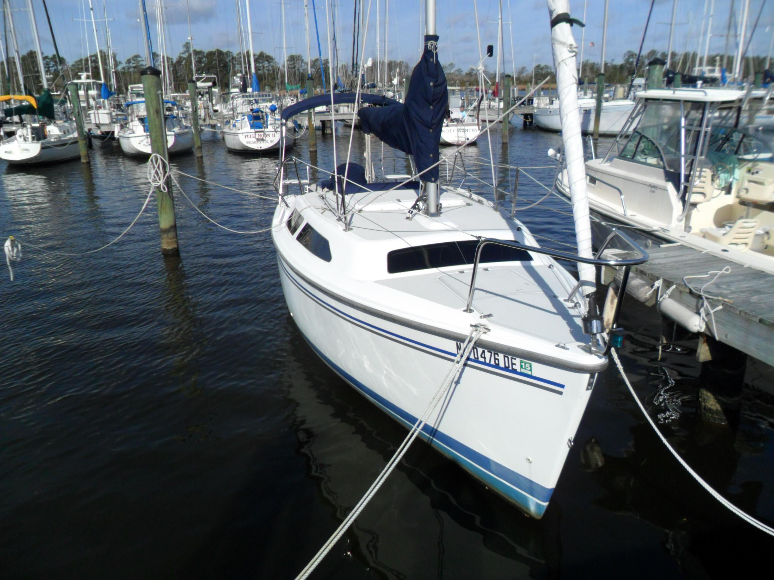 Catalina 250, New Bern