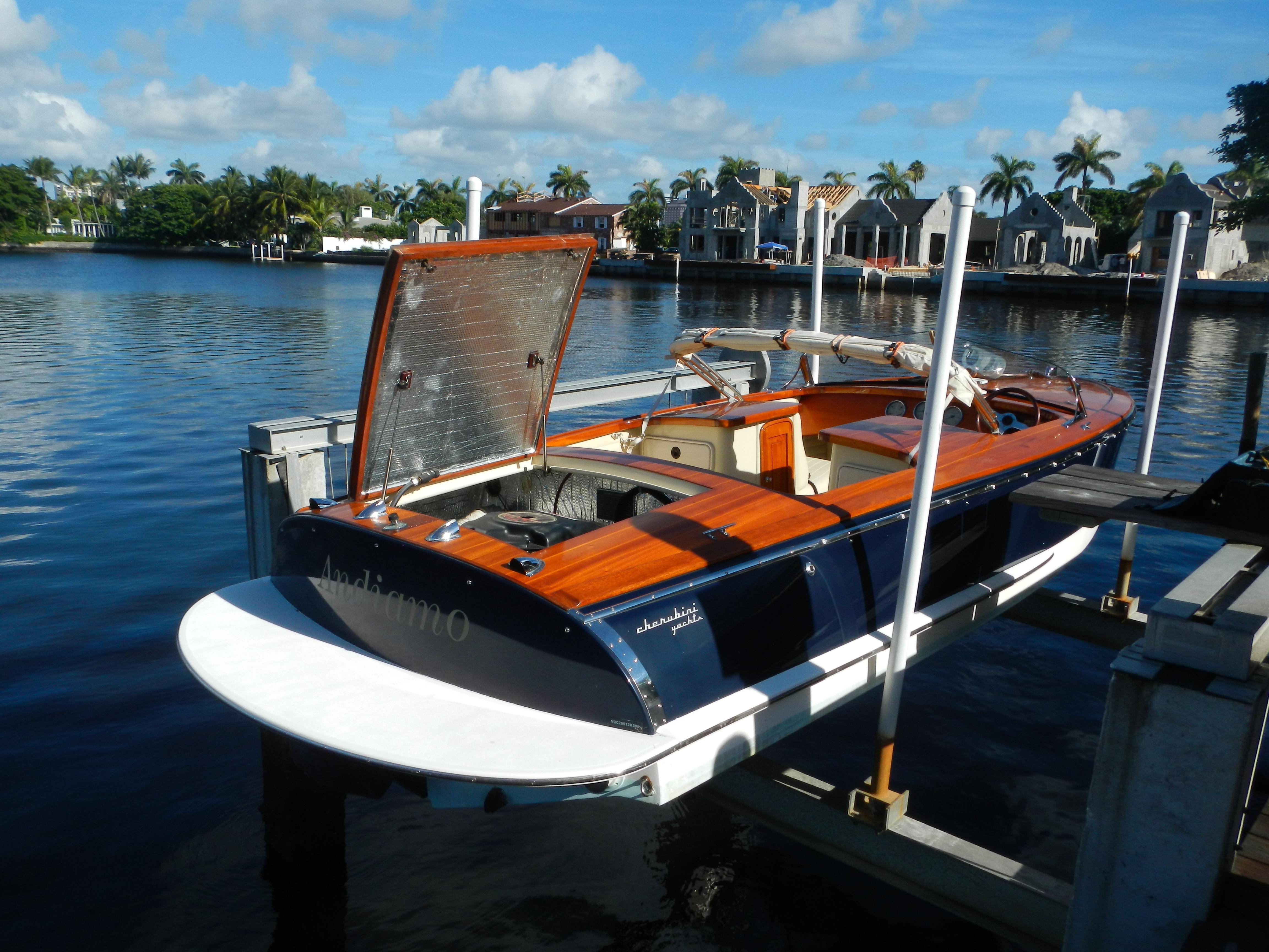 Cherubini classic, Fort Lauderdale