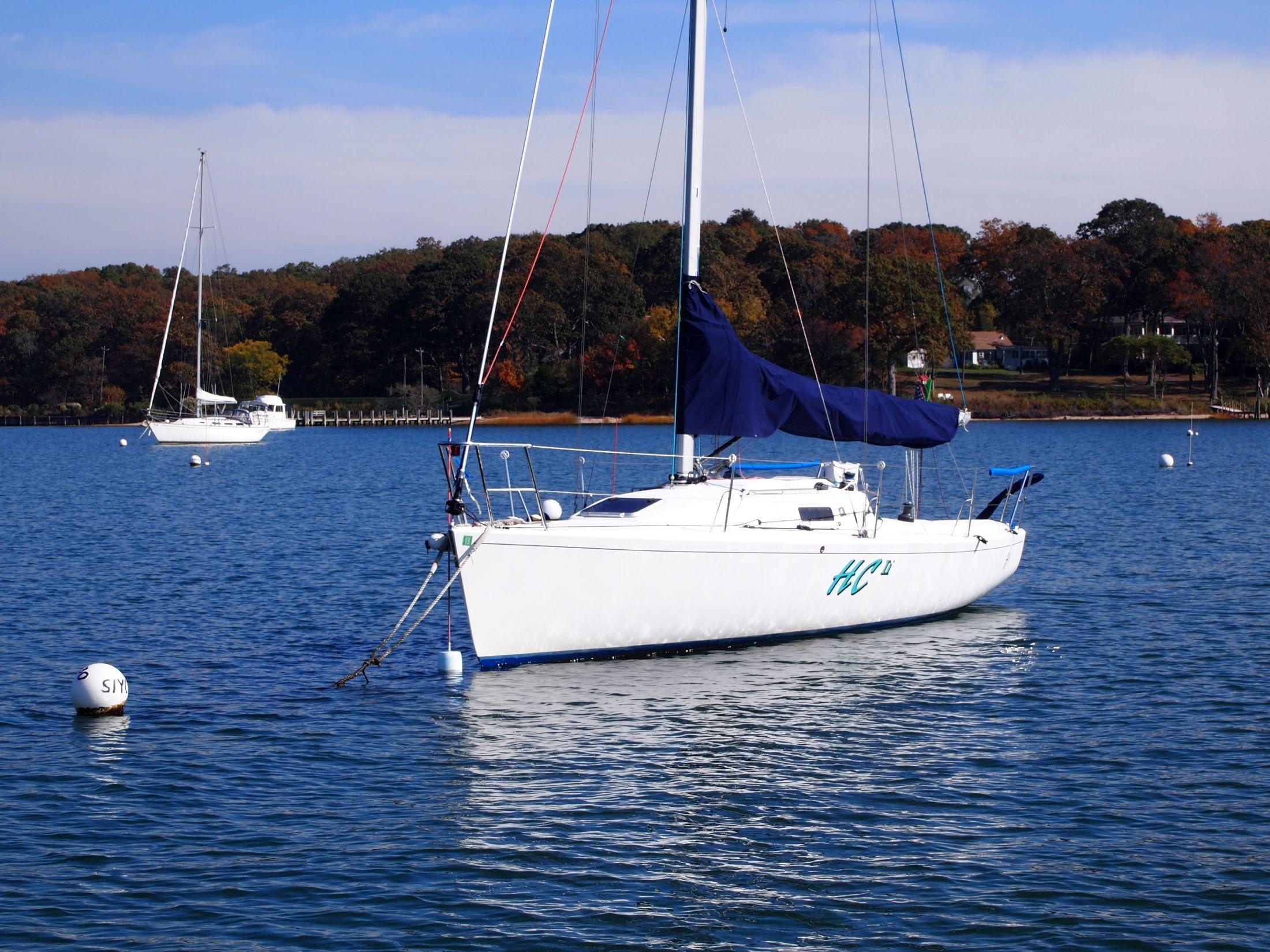 J Boats J/92S, Greenport