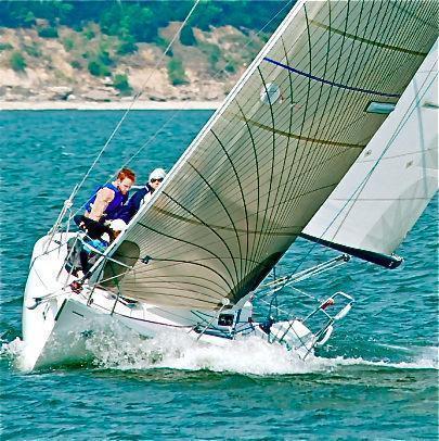 J Boats J/92S, Denison