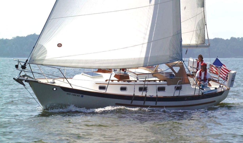 Pacific Seacraft /Crealock, Annapolis