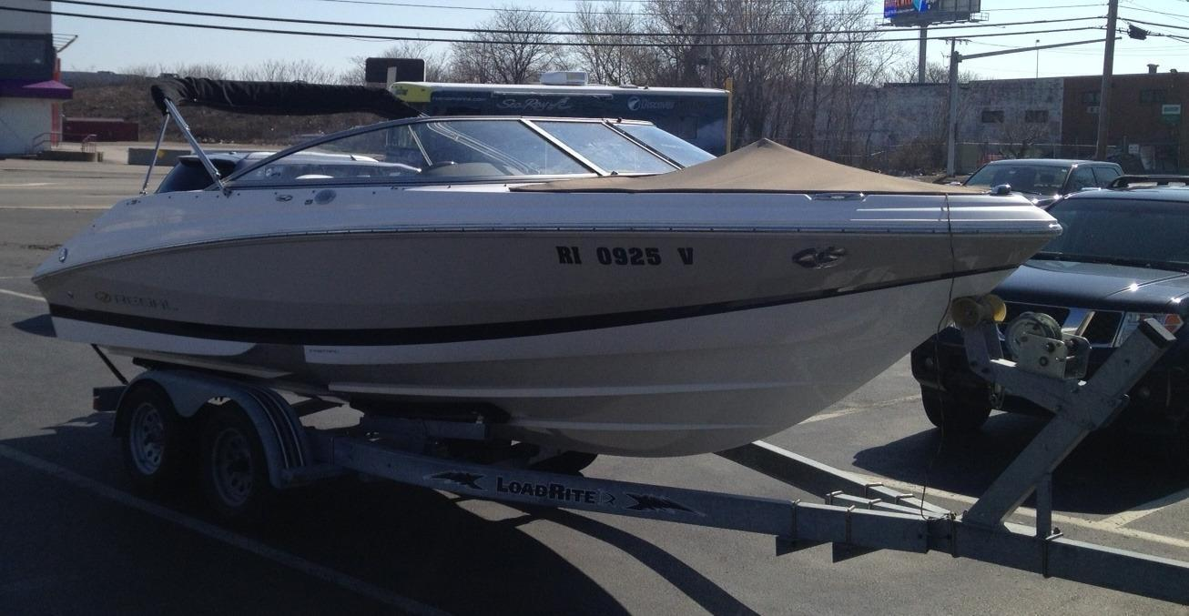 Regal 2000 Bowder with Trailer, Westerly