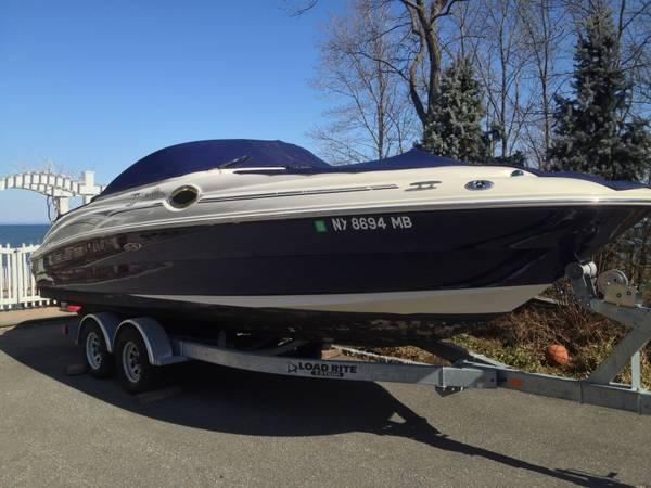 Sea Ray 240 Sundeck/ W Trailer, Smithtown