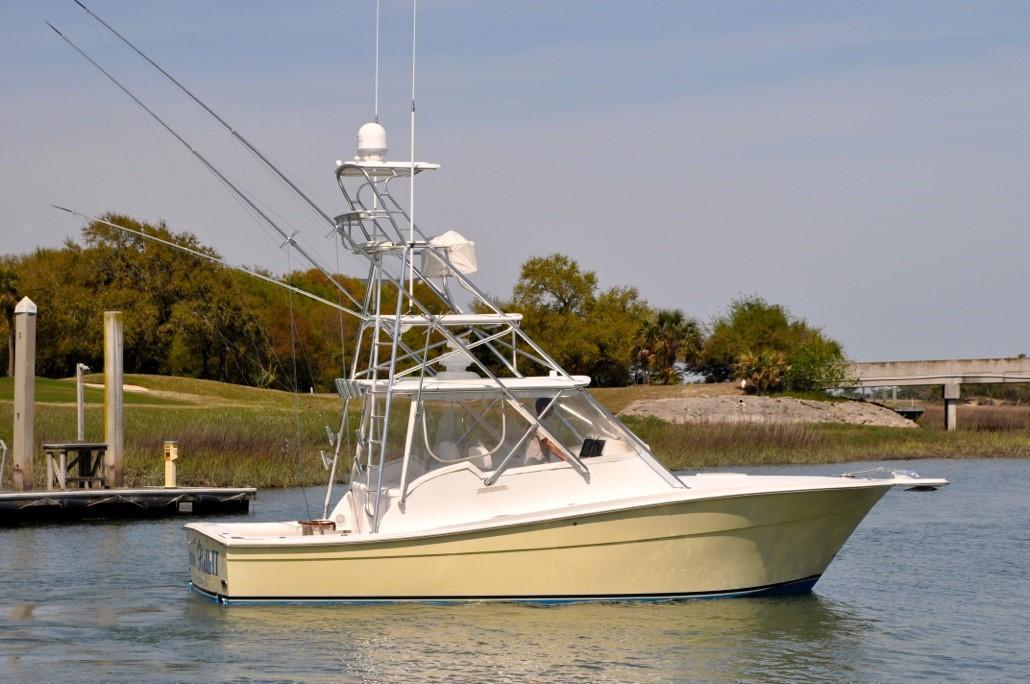 Topaz Express Sportfish, Charleston
