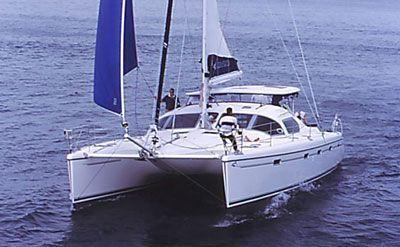 Alliaura Marine Privilege 445, Fort Lauderdale