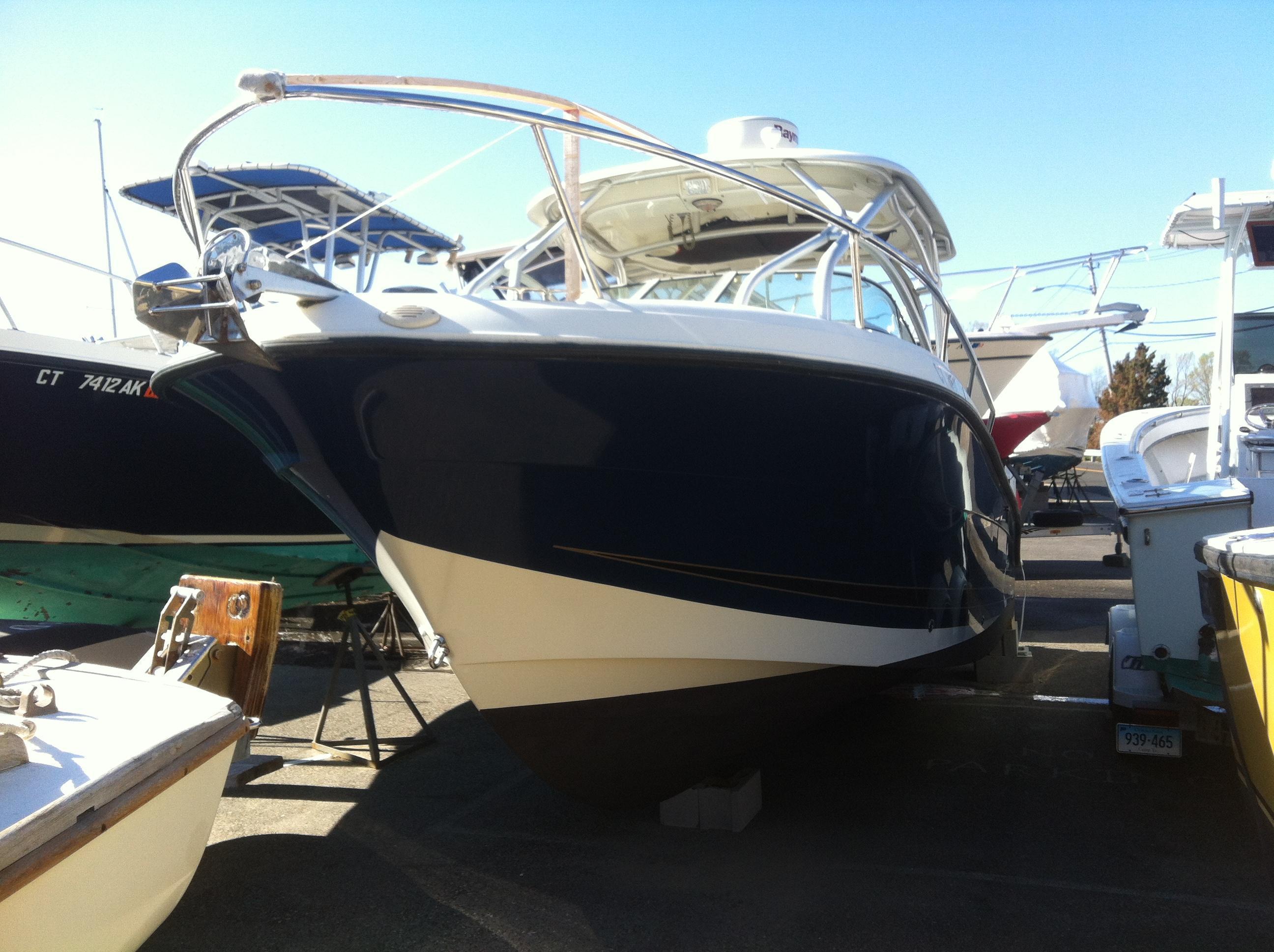 Hydra-Sports 2500 VX, Westport