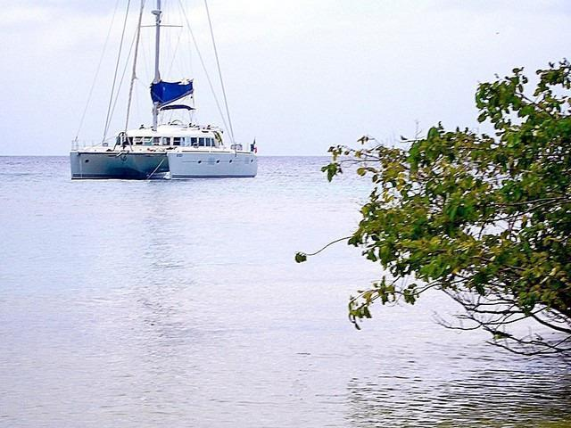 Lagoon 500, Ft. Lauderdale