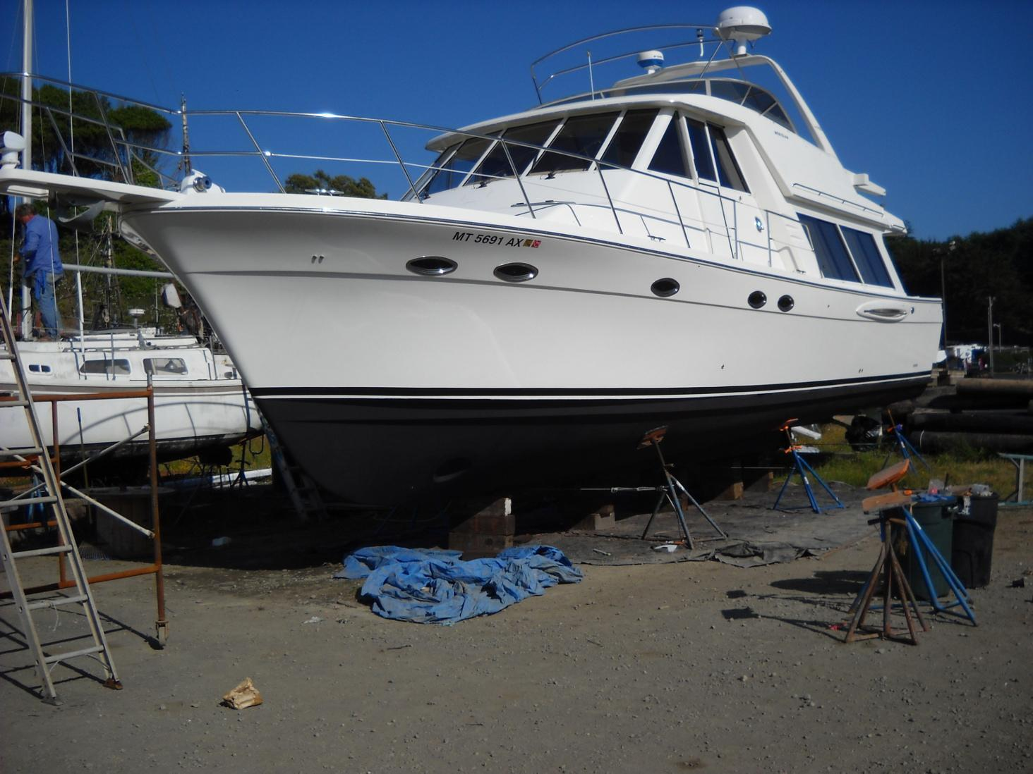 Meridian 490 Pilothouse, Brookings