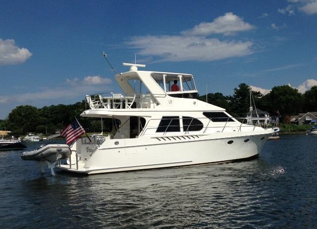 Ocean Alexander 45/48 Sedan, Mamaroneck