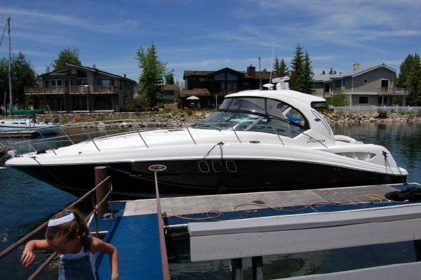 Sea Ray Sundancer Big Engines , Seattle