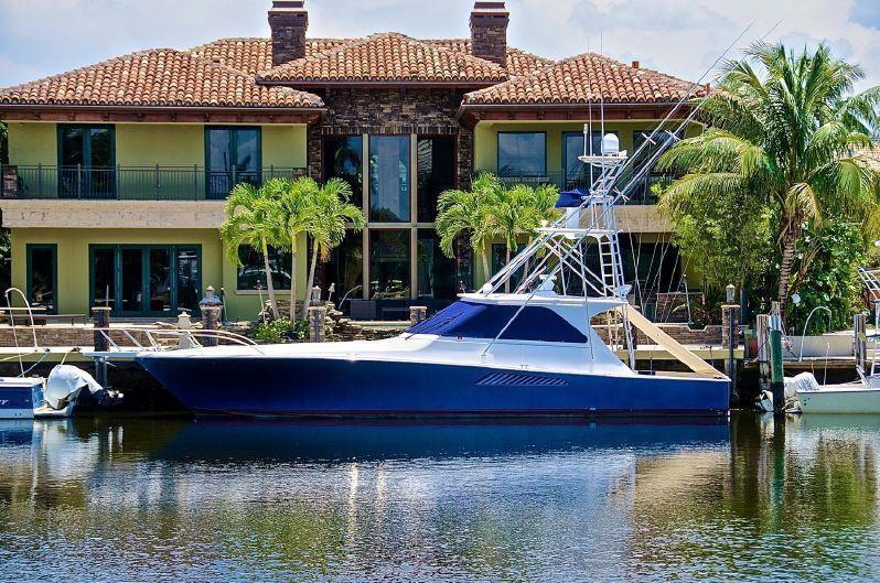 Viking Yachts Express w/ Sportyacht addition, Jupiter
