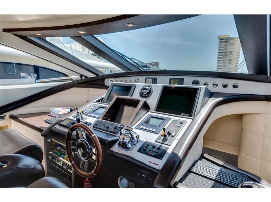 AZIMUT 86S Motor Yacht, Ft. Lauderdale