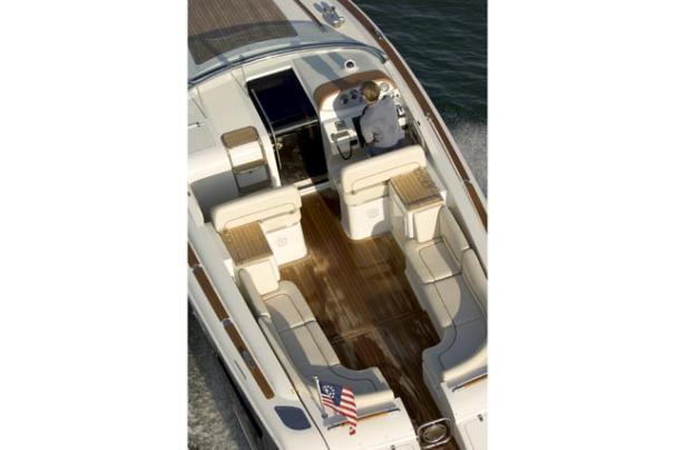 Chris Craft Corsair 36 Heritage Edition - Brick7 Boats