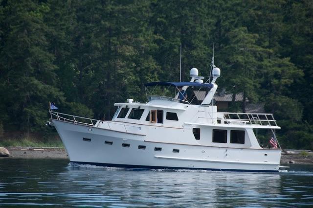 Defever 50 Pilothouse Brick7 Boats