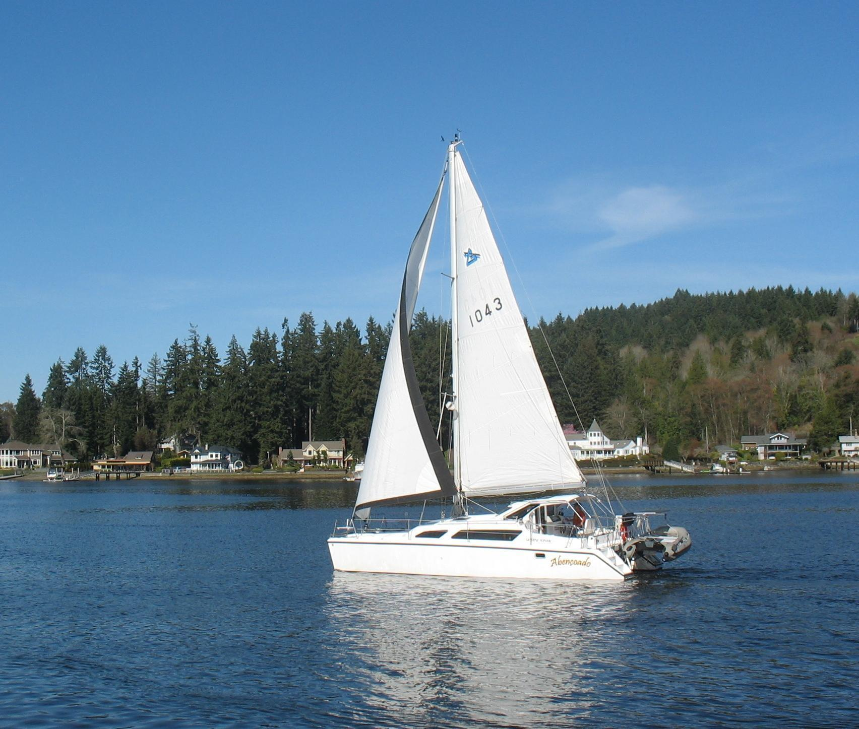Gemini 105Mc, Gig Harbor
