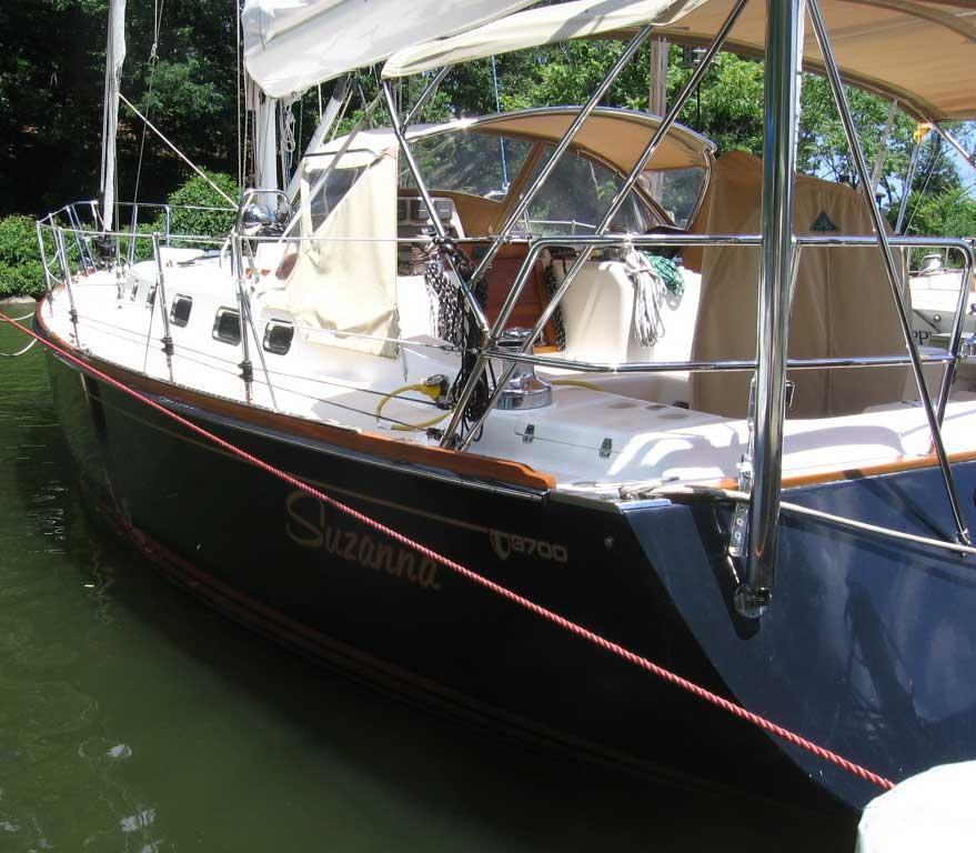 Tartan 3700 CCR, Annapolis
