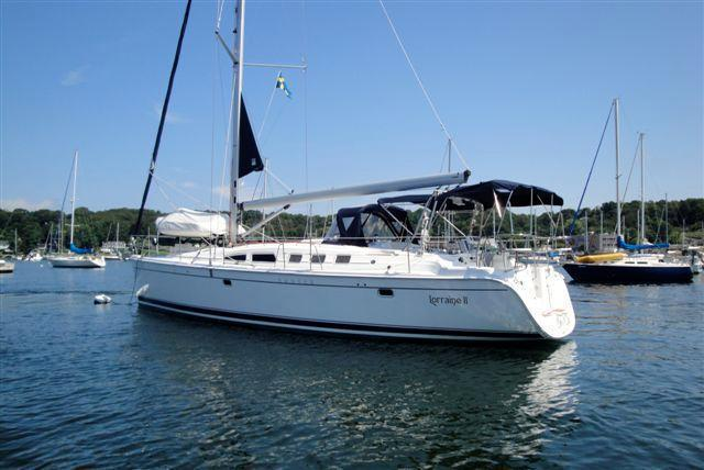 Hunter 49, Huntington Bay
