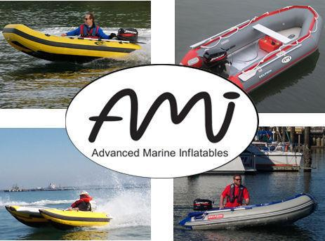 AMI Inflatable Boats, Ptland