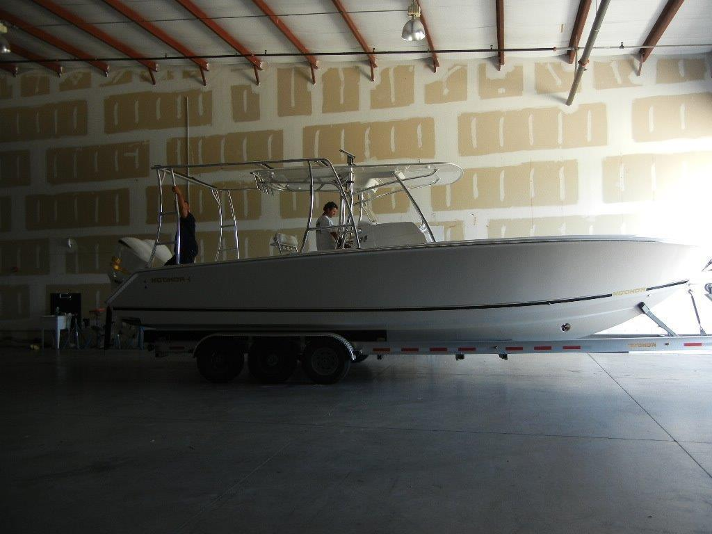 Jupiter 34 FS Center Console, Miami