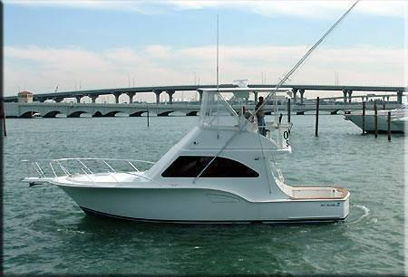 Out Island NEW 38 Convertible, Order Now