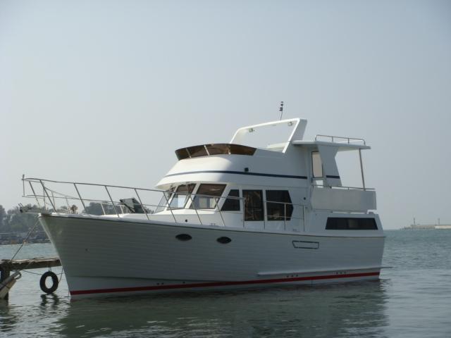 Marine Trader 38 Sundeck, Lanoka Harbor
