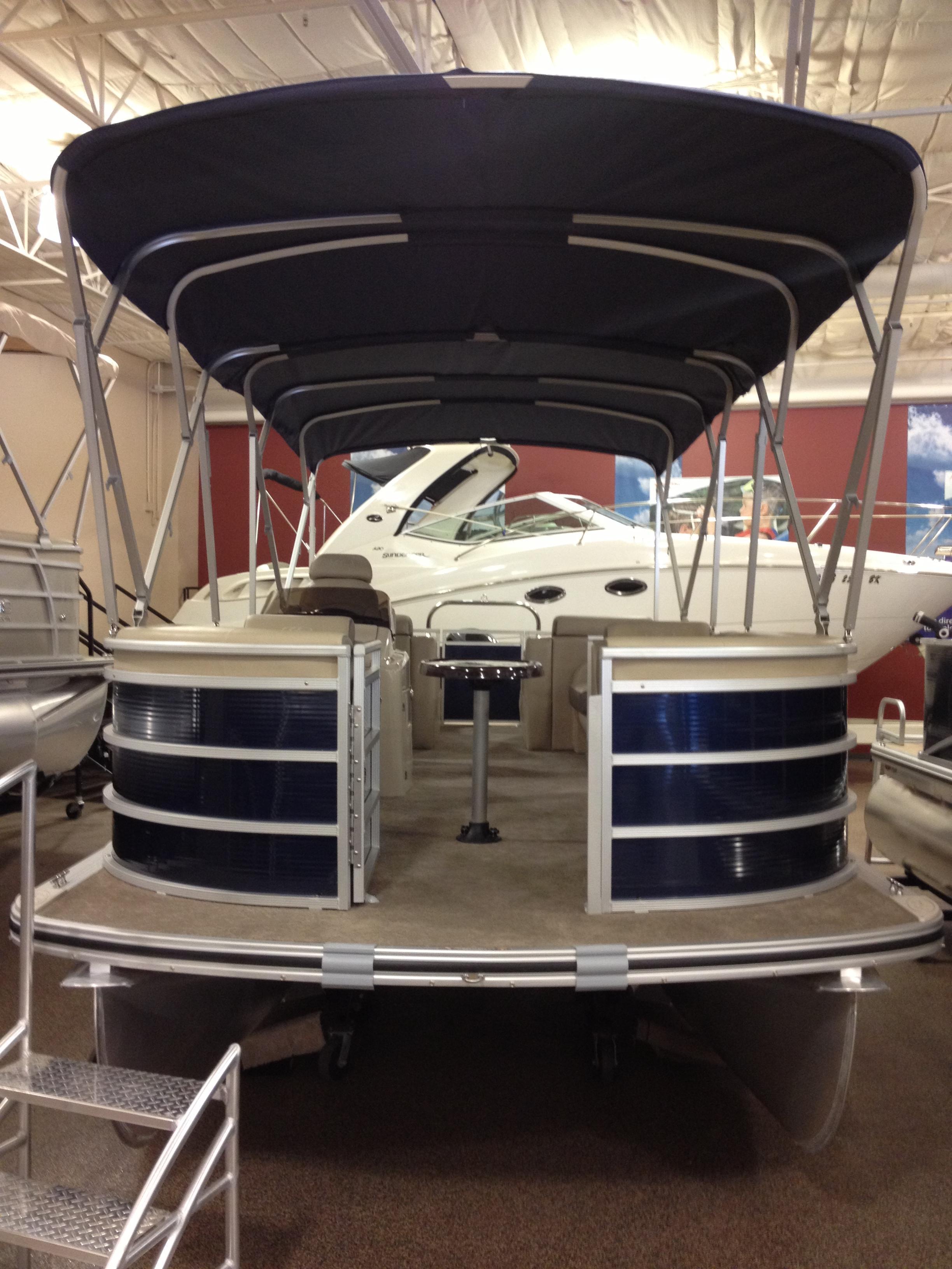 Harris FloteBote Sunliner 220, Tempe