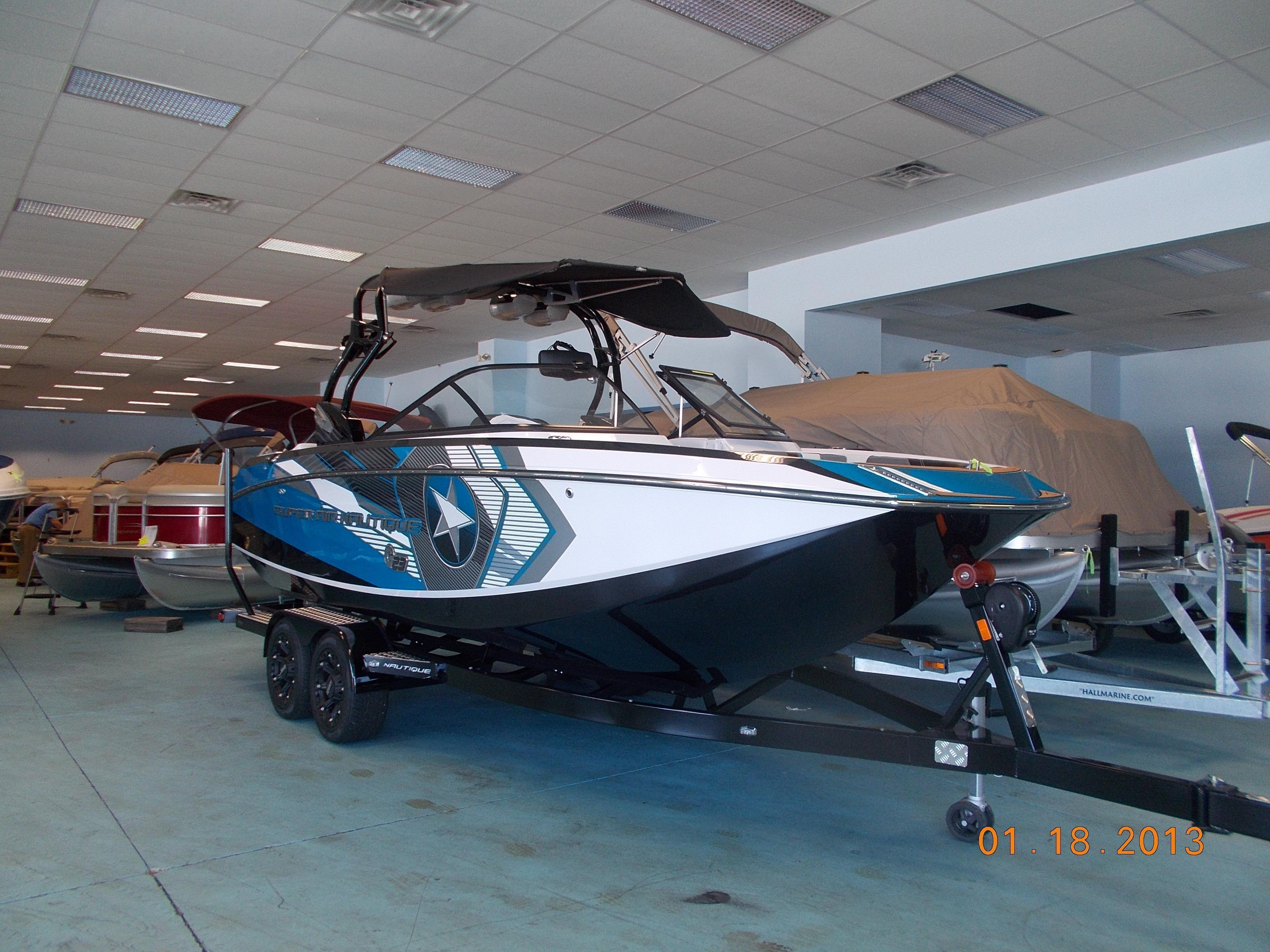 Nautique 230 super air
