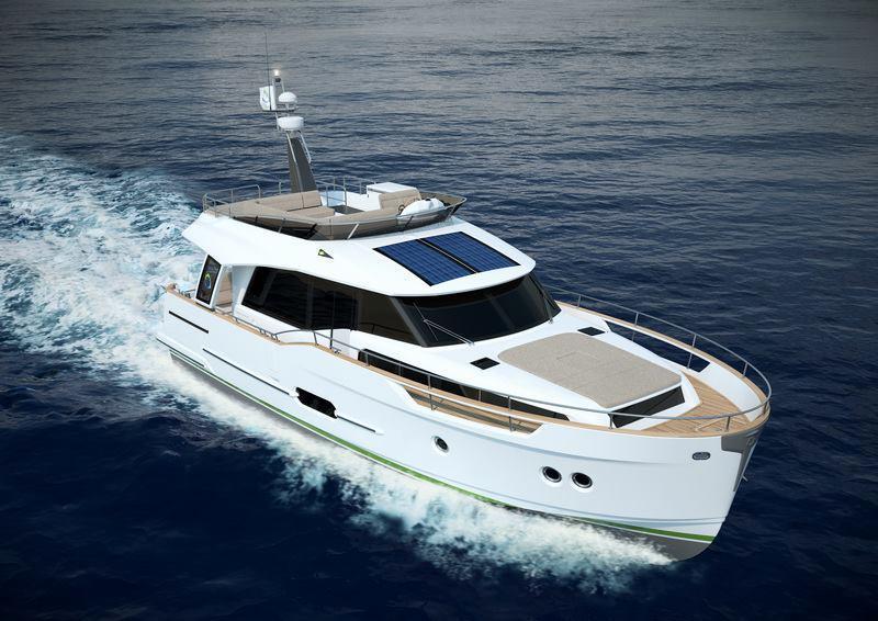 Greenline 48 Hybrid, Fort Lauderdale