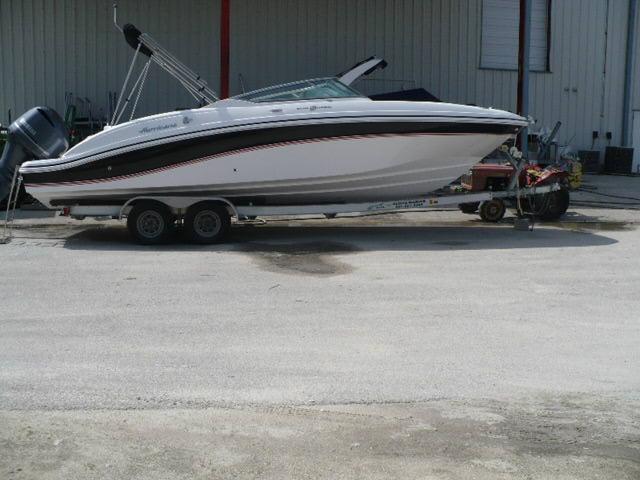 Hurricane Deck Boat SD 2690 OB, Daytona Beach/Holly Hill