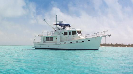 Kadey-Krogen Yachts - Krogen 44' AE