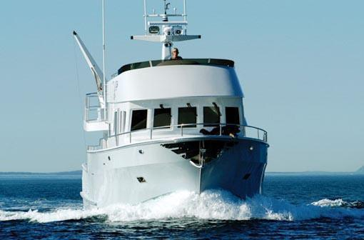Northern Marine 57 Raised Pilothouse