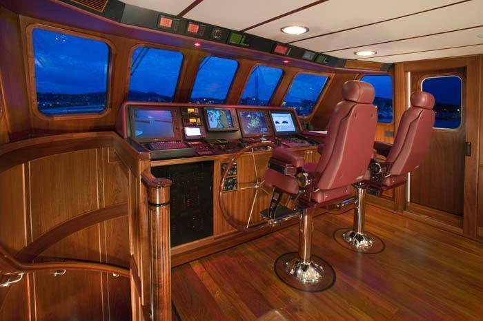 Northern Marine 70 Forward Pilothouse