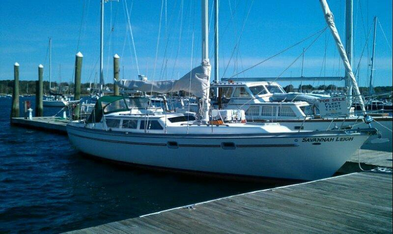 Gulfstar 39 Sailmaster, Lottsburg