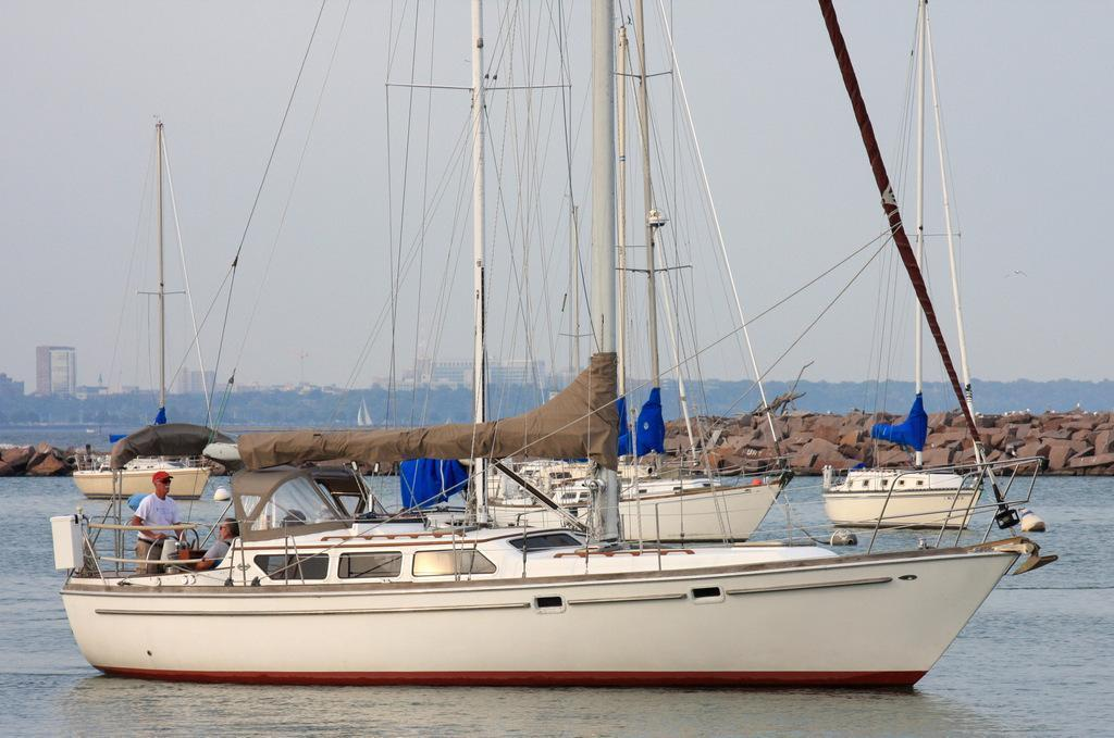 Gulfstar 39 Sailmaster, Milwaukke