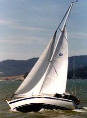 Pearson 40, San Rafael - Our Docks