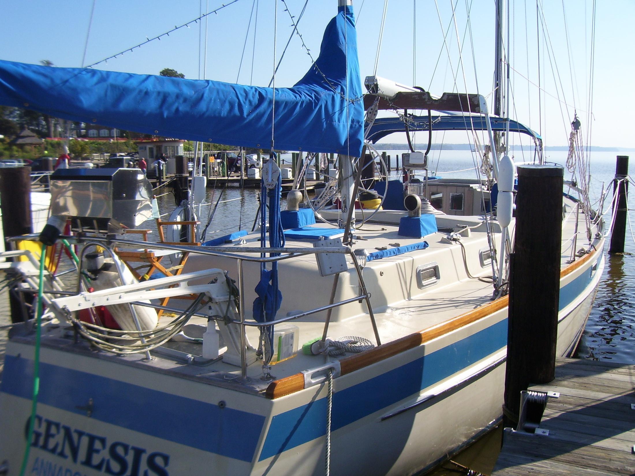 Pearson 530 KE, Havre de Grace